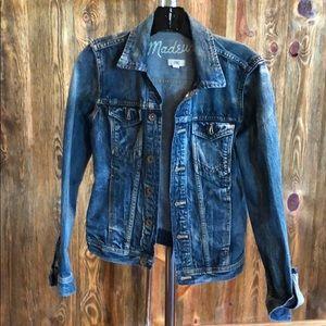 Made well denim jacket